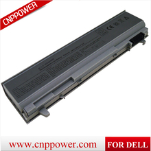 Grey E6400 6 Cells 4400mAh/49Wh 11.1V Charge Laptop Battery Charger for Dell