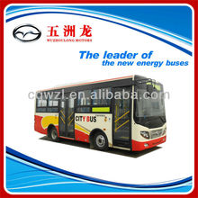 7.3m 16-25 Seats inter used city bus