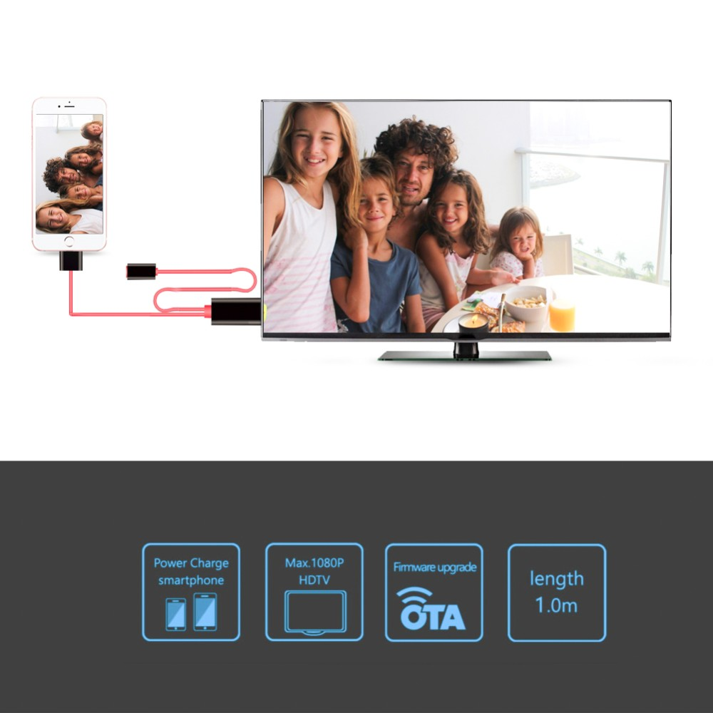Vensmile LD5-1 EzCast Miracast TV stick plug and play ios screen mirroring from China supplier