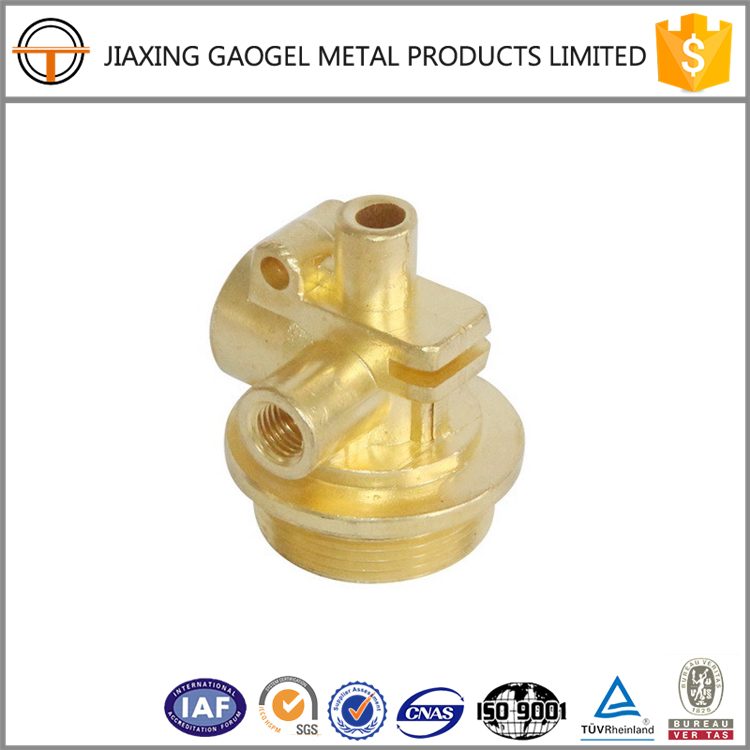 High Grade bronze machine components