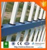 Trade assurance plastic fence/palisade fencing for sale/machine palisade fencing