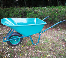 Good Quality Green Color Construction Wheel barrow