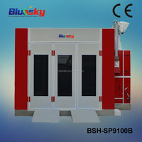 Popular products spray paint machine price/spray booth heater/ovens denting cars(CE approved)