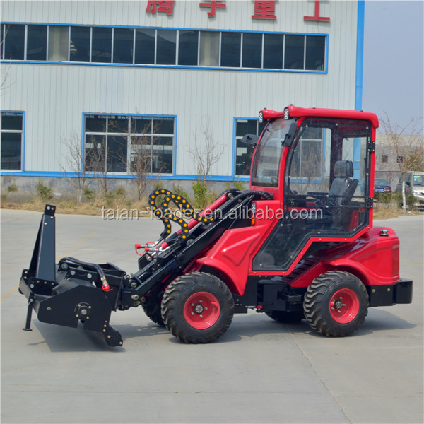 similar avant mini used tractor loader DY840 agricultural machine