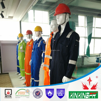 Flame Retardant Overalls Workwear For Industry