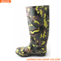 Mens Stylish Rubber Boots, Comfortable Fishing Boots, Cheap Gum Boots Supplier