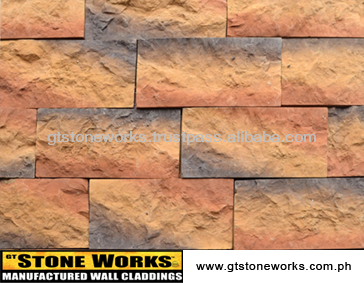 MANUFACTURED STONE WALL CLADDING - SANDSTONE Catania