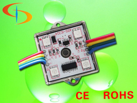 Buy color changing RGB led pixel module sign light with IC WS2801 ...