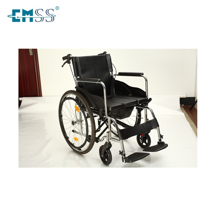 ELY-005A Medical safe used aluminium alloy manual wheelchair