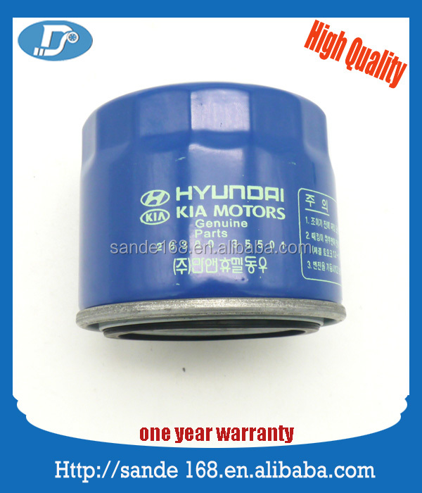 Oil Filter Oil Cleaner OEM 26300-35501 0451103316 For Hyundai Accent 1.5 1.6 Lantra 1.8 Pony 0.5 Honda Accord V 2.2 Mitsubishi