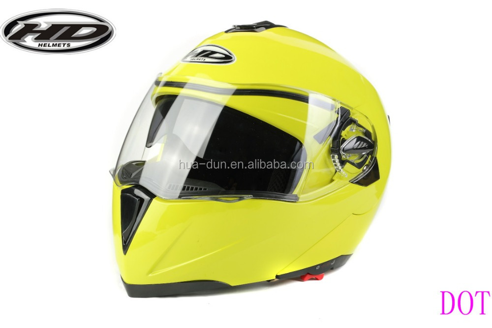 ECE approved flip up motorcycle helmets for top sale HD-701