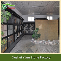 Natural net stick stones design with Factory Of Tiles In China