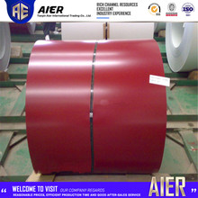 coil aluminium color coated coils manufacturer sale wood/marble grain pre-painted aluminum coil for roller shutter