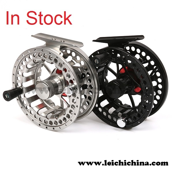 In stock waterproof fly fishing reel chinese cnc fly reel for Chinese fishing reels