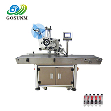Gosunm Automatic Self Adhesive Sticker Top and Bottom Surface Labeler