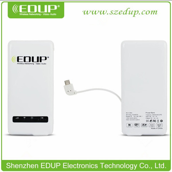EDUP EP-9512 150Mbps WiFi Router Portable 3G Router
