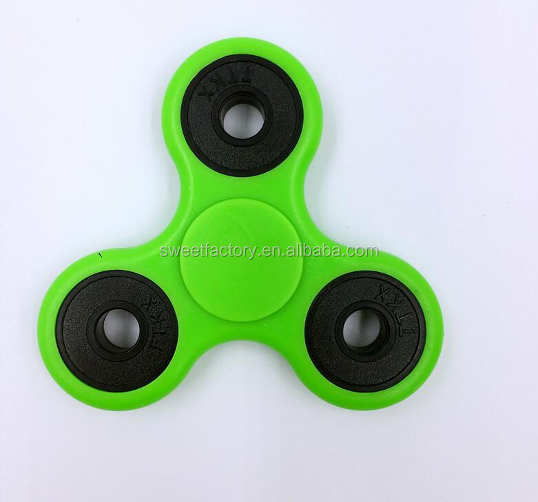 Hot selling metal Ball bearing Focus hand fidget spinner toy