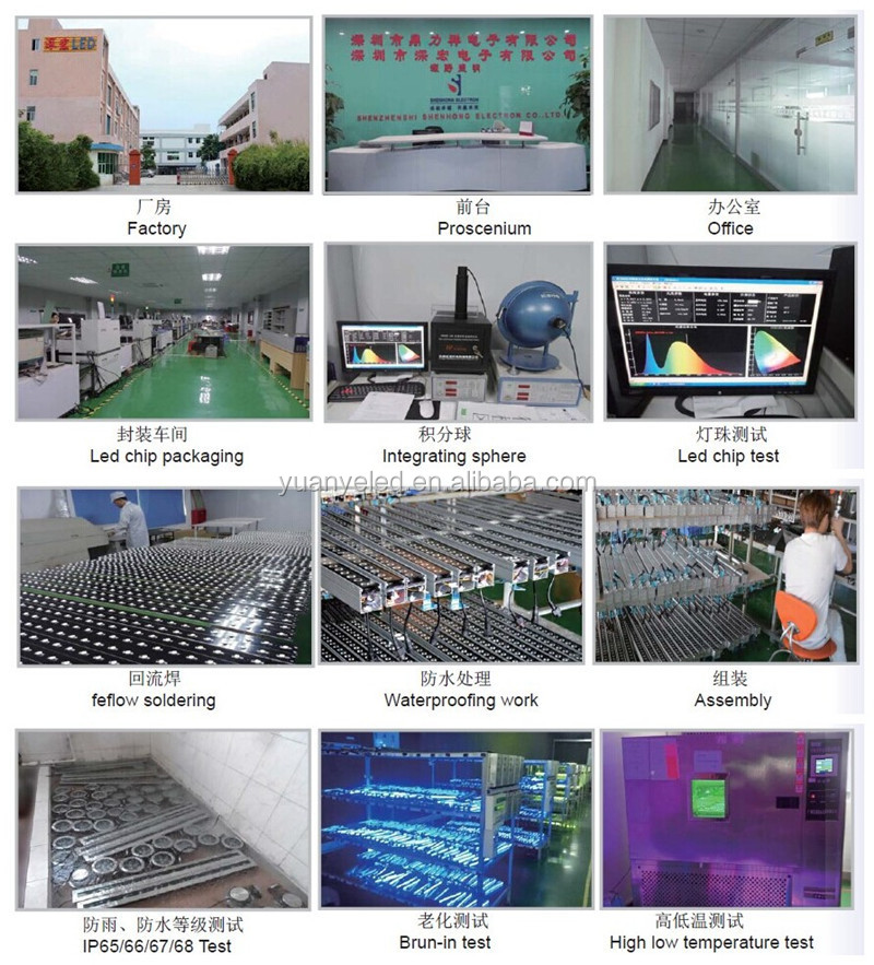 24w Color Change Led Underwater Light Can Decorate Various ...