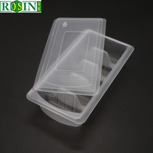 Plastic PP microwave safe disposable takeaway food container