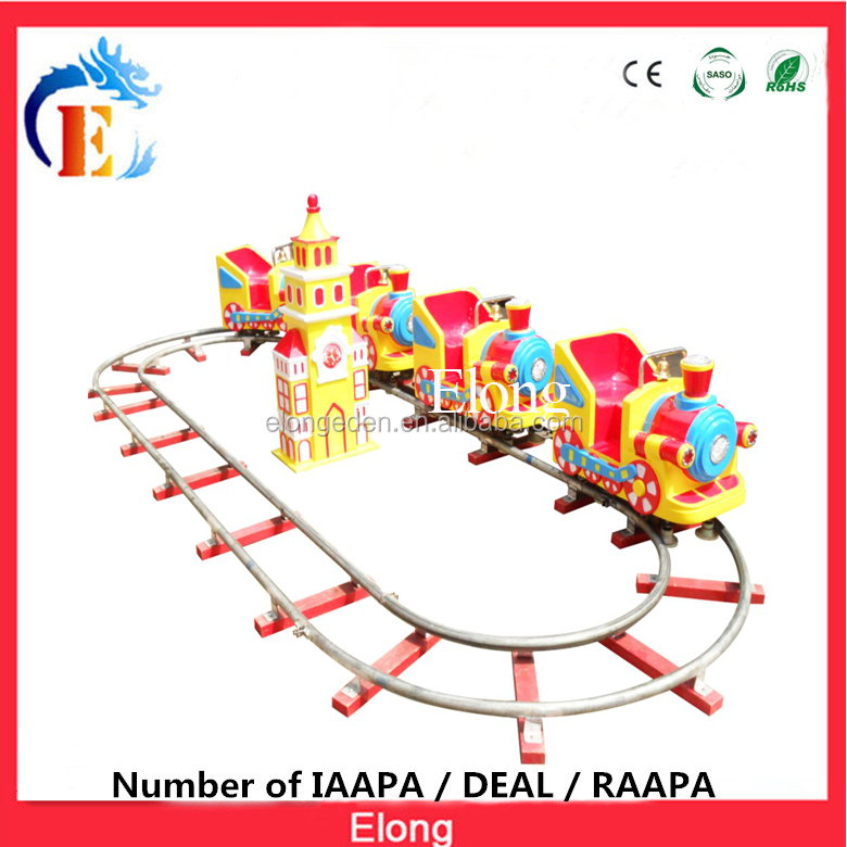 Happy cruise trackless electric train,kids park rides electric trains for sale