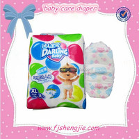 bulk supply of disposable baby diapers for distribution
