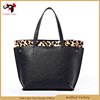2015 woman cow leather tote guangzhou hangbags
