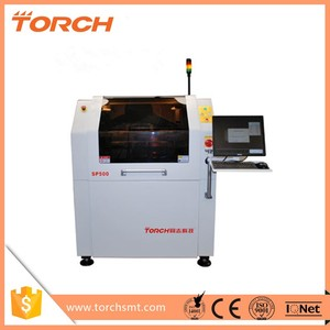 Full automatic LED screen printing machine/SMT stencil printer