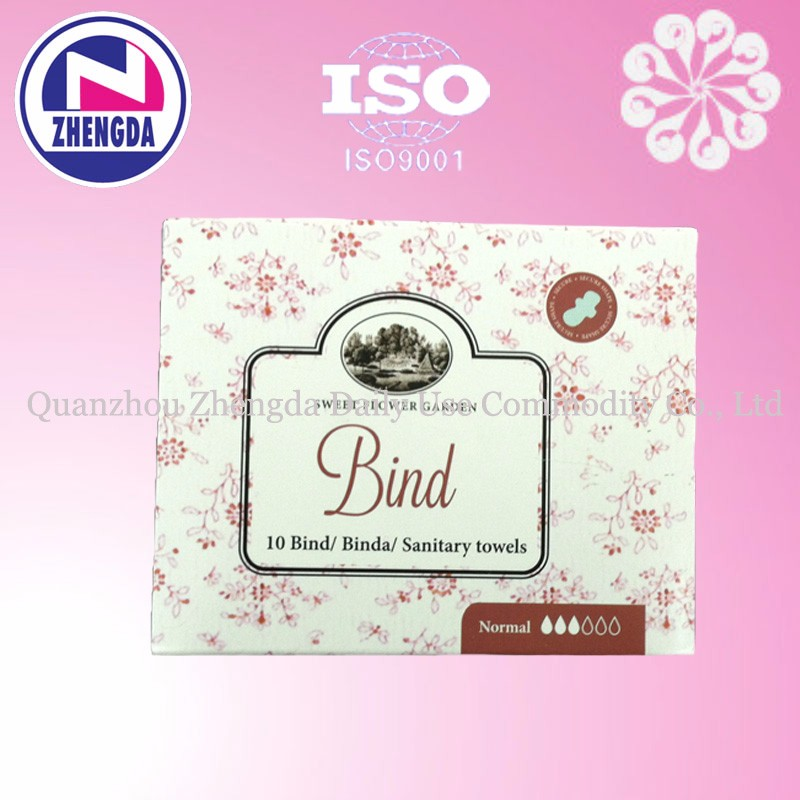 new style disposable female sex sanitary napkin/sanitary pad/towels