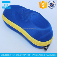 YT0127 EVA sunglasses case cute hard kid glasses case for kids