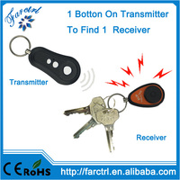 Economic Wireless Reminder Alarm For Personal To Track Key / Children / Pets