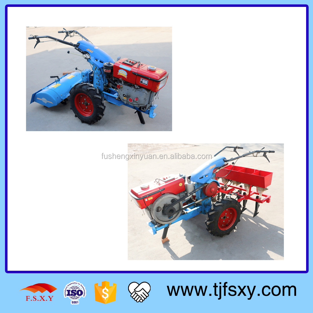 Farm Rotary Cultivator/ 5 Row Corn Soybean Planter with Fertilizer