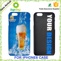 Small MOQ Custom Logo rubber coating cell phone case, cheap mobile phone case cover