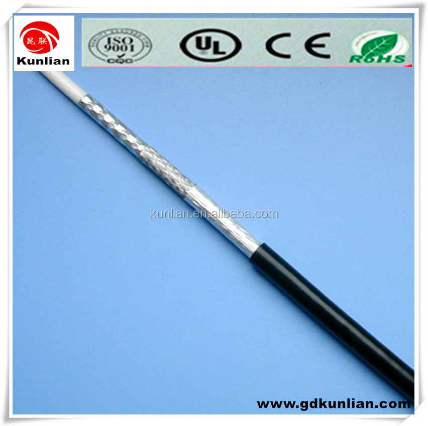 High Quality RG6 Coaxial Cable For CCTV CATV Satellite /rg6 coaxial cable for cctv camera cable