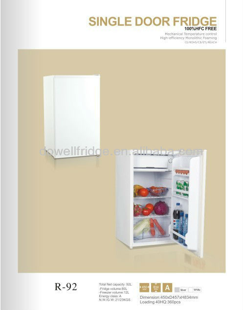 High Quality Designer Refrigerator hotel mini fridge