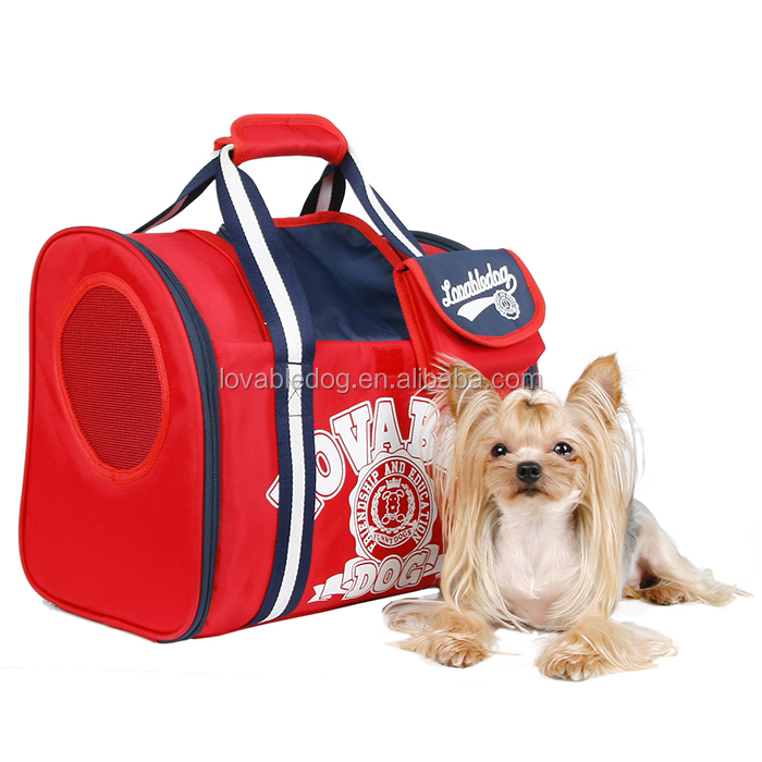China Wholesale Convenient Portable Dog Carrier Bag,Breathable Pet Carrier,Backpacks Dog Carrier