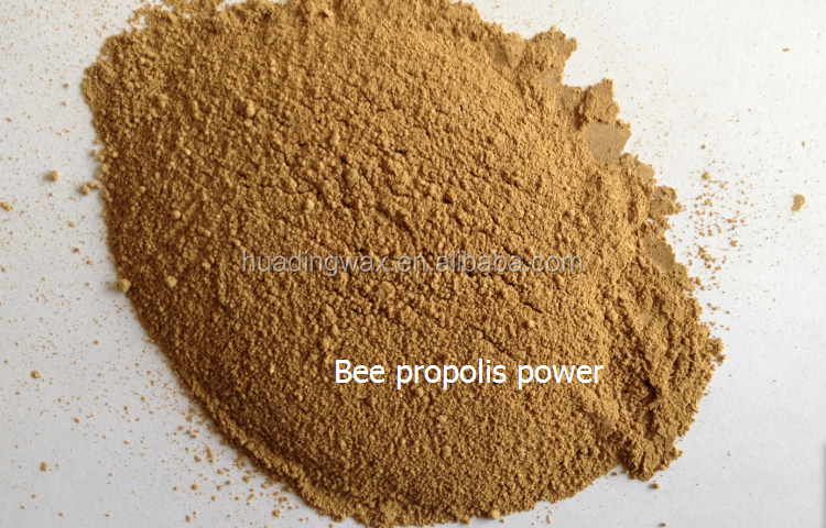100% Pure Natural honey propolis capsule extract propolis powder for sale