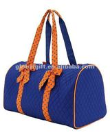 wholesale girls quilted travel bag