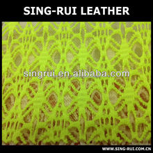 mesh glitter fabric for lady shoes