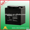 NP24-12 lead acid dry cell AGM Battery for UPS 12V24Ah
