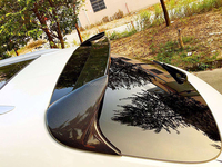 Carbon Fiber Roof Spoiler For 2014 Porsche Macan