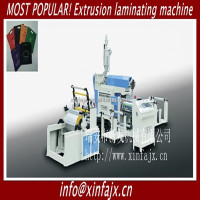 SCF 900 HOT SALE PP PE extrusion laminating machine for non woven fabric bags