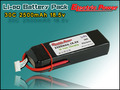 2500mAh Lipo Battery 30C 18.5V For RC Helicopter & Plane