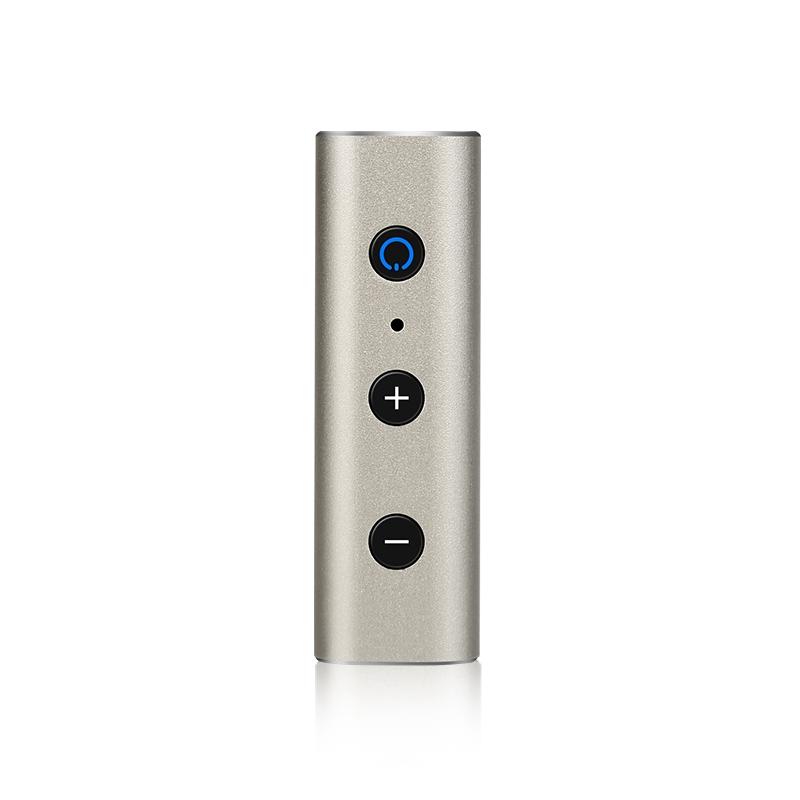 Nouveau BT810 Intelligent sans fil V4.2 Mini Adaptateur En Métal Portatif Sans Fil HD Récepteur Audio Stéréo pour Voiture & iPhone 8 - ANKUX Tech Co., Ltd