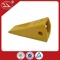 Wear Resistanc Weld On Bucket Teeth For Earth Moving Machinery