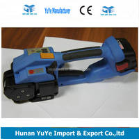 manual battery strapping tool pp pet strap packing machine