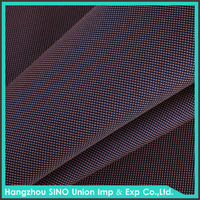 Polyester luggage Material pvc pu uly coated 1680 Denier Fabric