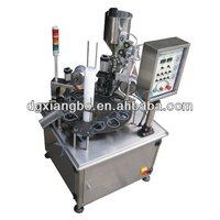 Electric rotary cup filling sealing machine XBBH-95-1