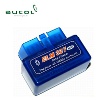 Autol brand obd diagnostic cars elm327 bluetooth obd2 scanner v1.5 mini elm327 software free update