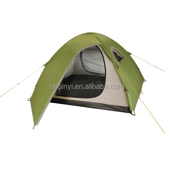 4 people outdoor camping tent,trekking tent ,2 layers