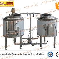 Turnkey Service Brewery Equipment 2HL Hotel